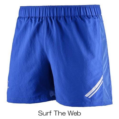 ◎サロモン L39387100・AGILE SHORT M/アジャイルショーツ メンズ(Surf The Web)【30%OFF】