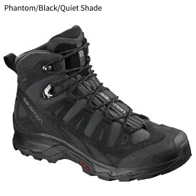 (2)サロモン L40463700・QUEST PRIME GTX/クエスト プライム ゴアテックス(Phantom/Black/Quiet Shade)【42%OFF】【登山】【ハイキング】【トラベル】【旅行】【キャンプ】【タウンユース】 【再入荷】