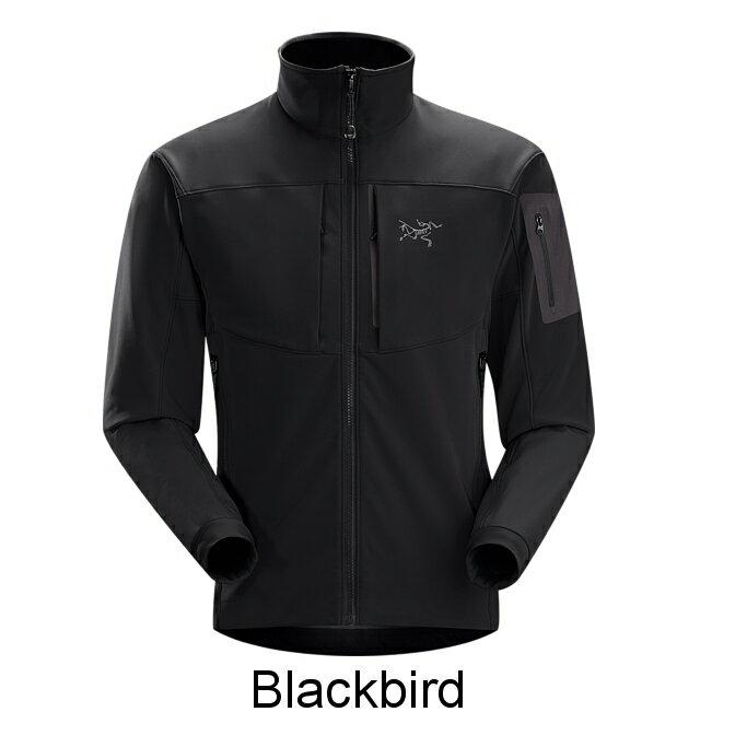 ◎アークテリクス 19276・Gamma MX Jacket Men's/ガンマMXジャケット メンズ(Blackbird)L06692900