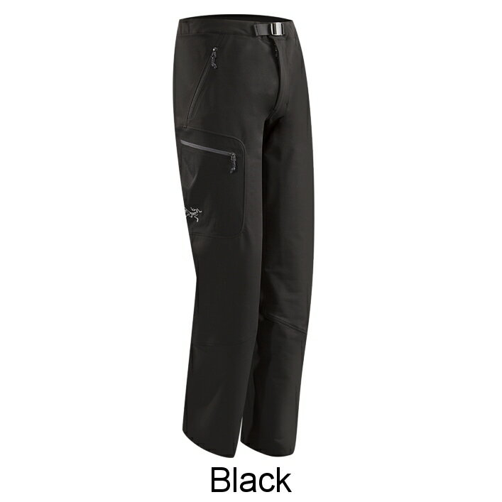 ◎アークテリクス 17225・Gamma AR Pant Men's/ガンマARパンツ メンズ(Black)L06396400