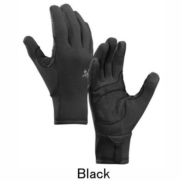 ◎アークテリクス 16149・Rivet Glove/リベットグローブ(Black)L06501500