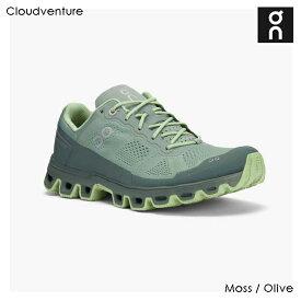 (S)ON(オン)/ #000022 / Cloudventure W's(クラウドベンチャーウィメンズ)【トレイルランニング】【シューズ】【店頭品】【40%OFF】【sale2103】