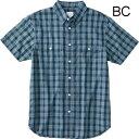 ○ノースフェイス NR21713・ショートスリーブ タンバークシャツ(メンズ)