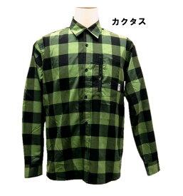 現品特価(D)マウンテンイクイップメント 421824・LS Buffalo Check Shirt【51%OFF】