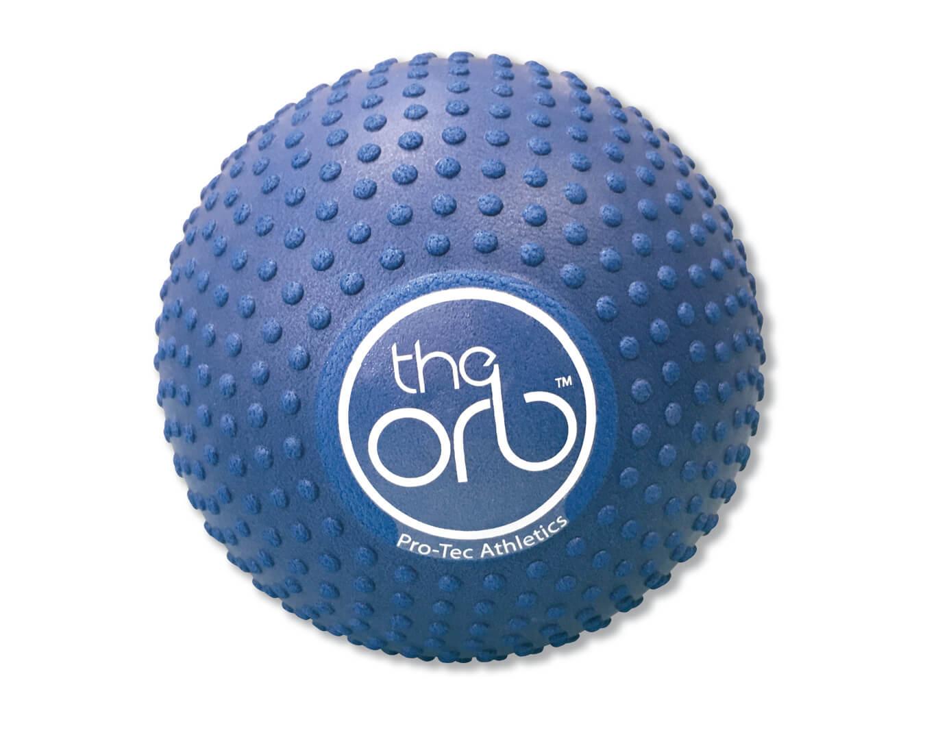 ◇PRO-TEC ATHLETICS・The Orb マッサージボール-5(ブルー)