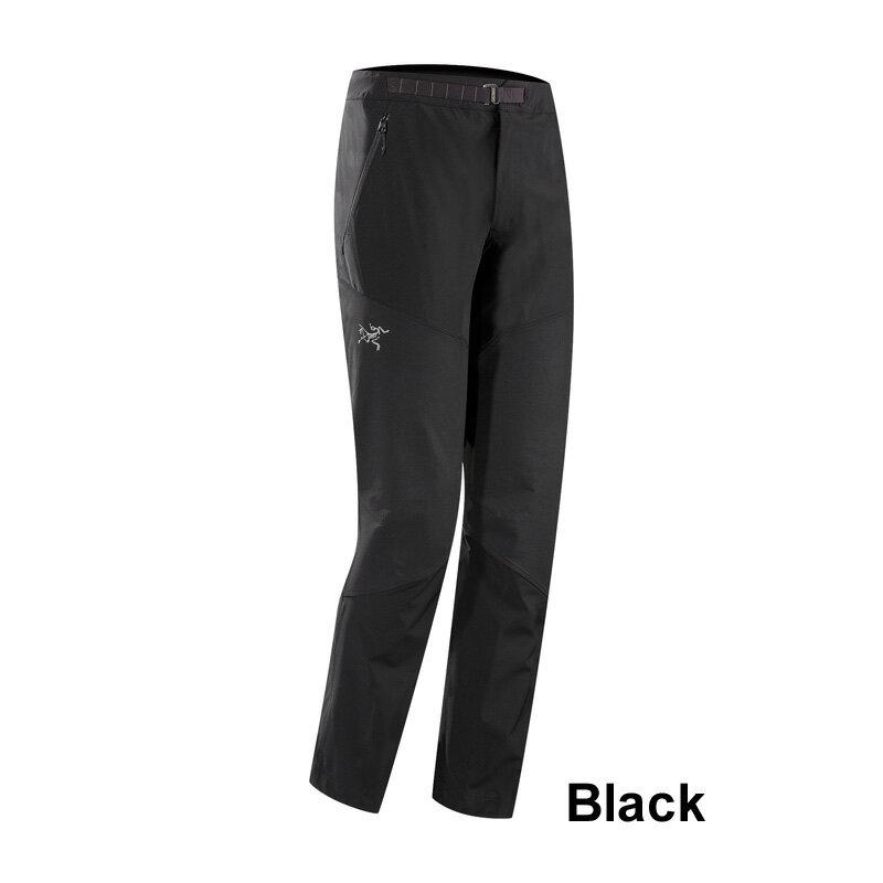 ◎アークテリクス 12157・Gamma Rock Pant Men's/ガンマロックパンツ レギュラー Men's(Black)L06213800