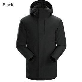 ◎アークテリクス 21734・Magnus Coat Men's/マグナスコート メンズ(Black)L07101700