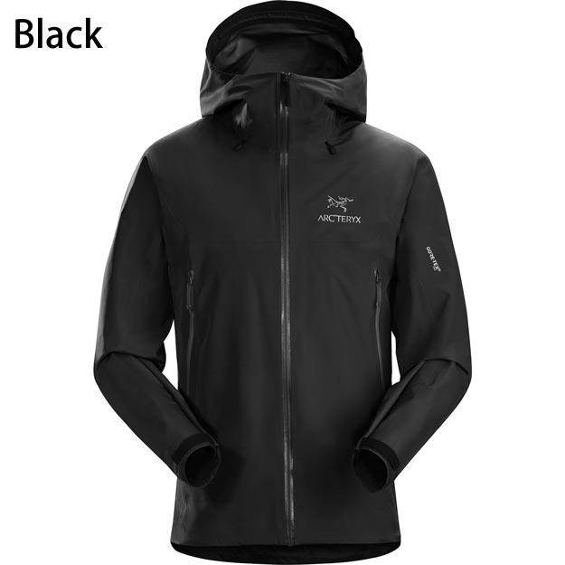 ◎アークテリクス 18007・Beta LT Jacket Men's/ベータLTジャケット メンズ(Black)<BIRD AID対象商品>L06918100