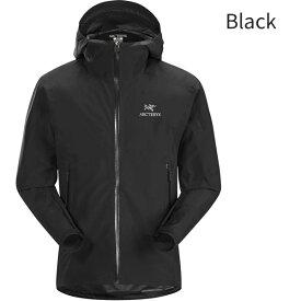 (4)アークテリクス 21776・Zeta SL Jacket Men's/ゼータSLジャケット メンズ(Black)L07129700<BIRD AID対象商品>【ジャケット】【キャンプ】【トレッキング】【登山】