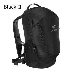 ◎アークテリクス 7715・Mantis 26L Daypack/マンティス26L(Black II)L06901500