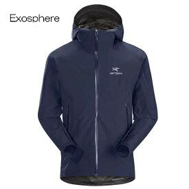 アークテリクス 21776・Zeta SL Jacket Men's/ゼータSLジャケット メンズ(Exosphere)L07334000【ジャケット】【キャンプ】【トレッキング】【登山】