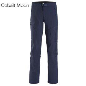 (4)アークテリクス 22401・Palisade Pant Men's/パリセードパンツ メンズ(Cobalt Moon)L07335100【パンツ】【トレッキング】【登山】【キャンプ】