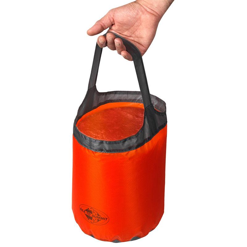 ○シートゥサミット 1700277・ウルトラシル フォールディング バケット 10L(ST84096)【50%OFF】