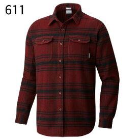 ◎コロンビア AE0036・デシュートリバーヘビーウェイトフランネルシャツ(メンズ)【50%OFF】