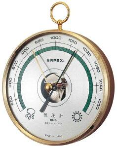 ◇エンペックスBA-654・バロメーター(気圧計)【24%OFF】