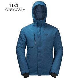 ○ジャックウルフスキン W1111711_1130・トロポスフィアジャケット メンズ(インディゴブルー)【40%OFF】
