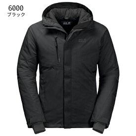 ○ジャックウルフスキン W1111711_6000・トロポスフィアジャケット メンズ(ブラック)【40%OFF】