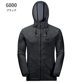 ○ジャックウルフスキン W1705871_6000・フィンリージャケット メンズ(ブラック)【50%OFF】