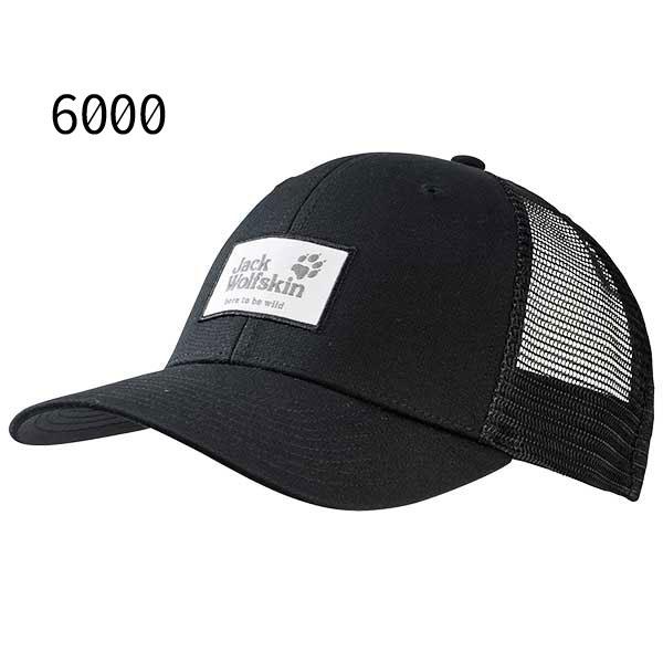 ○ジャックウルフスキン W1905621_6000・ヘリテージキャップ(ブラック)
