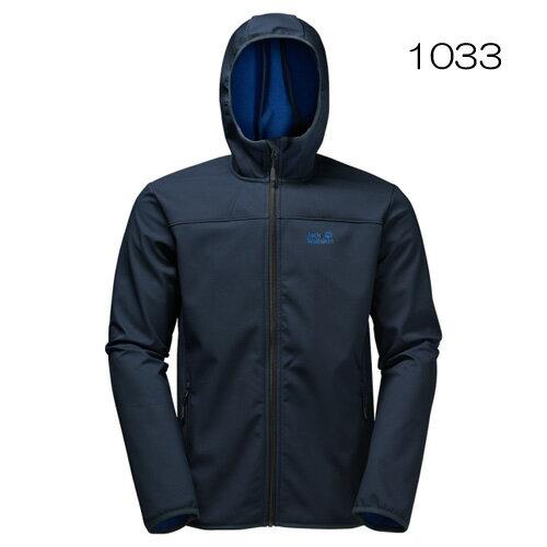 ○ジャックウルフスキン W1304001_1033・ノーザンポイント メンズ(ナイトブルー)