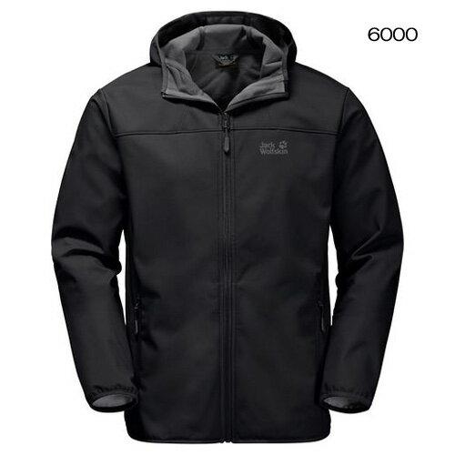 ○ジャックウルフスキン W1304001_6000・ノーザンポイントM(ブラック)