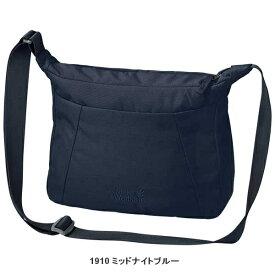○ジャックウルフスキン W2005501_1910・バルパライソ バッグ(ミッドナイトブルー)【40%OFF】