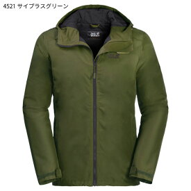 ○ジャックウルフスキン W1108353_4521・チリーモーニング メンズ(サイプラスグリーン)【40%OFF】