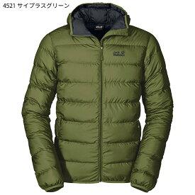 ○ジャックウルフスキン W1200573_4521・ヘリウム メンズ(サイプラスグリーン)【50%OFF】