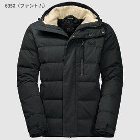 ○ジャックウルフスキン W1203791_6350・ラコタジャケット メンズ(ファントム)【50%OFF】