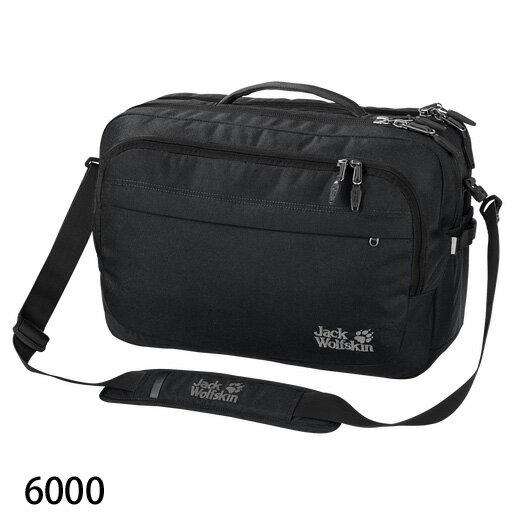 ○ジャックウルフスキン W2004741_6000・ジャックポットDXバッグ(ブラック)【43%OFF】