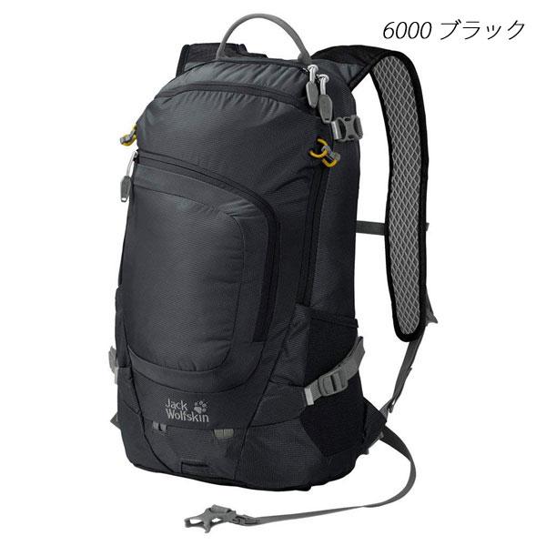○ジャックウルフスキン W2004931_6000・クロッサー18パック(ブラック)【40%OFF】