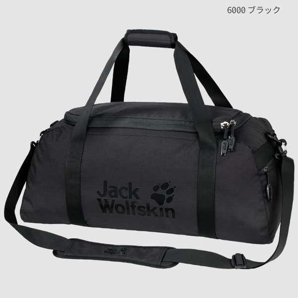 ○ジャックウルフスキン W2007251_6000・アクションバッグ45(ブラック)