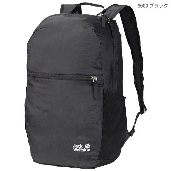 ○ジャックウルフスキン W2007501_6000・JWPパック18(ブラック)