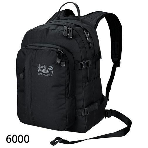 ○ジャックウルフスキン W0025336_6000・バークレーS(ブラック)