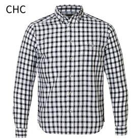 ◎マーモット TOMLJB76・メンズ QDブロックチェック ロングスリーブシャツ【50%OFF】