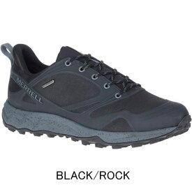 (4)メレル 034191・オルタライト ウォータープルーフ Men's(BLACK/ROCK)【46%OFF】【sale2101】