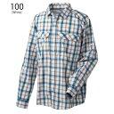 ◎マウンテンハードウェア OE7042・キャニオンプレイドL/Sシャツ(アジアンフィット/日本サイズ)【40%OFF】