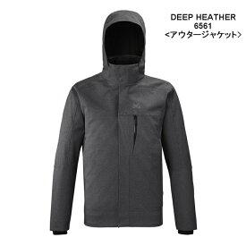 ○ミレー MIV8620・POBEDA II 3 IN 1 JKT M/ポベダII 3イン1ジャケット(メンズ)