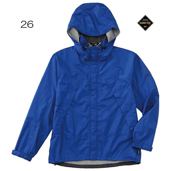 ○ミズノ A2JE5003・ゴアテックス ファブリクスサンダーフォース レインジャケット【46%OFF】