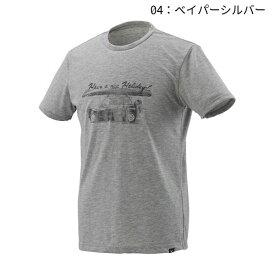 ○ミズノ A2MA8021・ネオフィールプリントTシャツ(メンズ)【50%OFF】