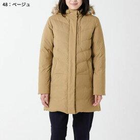 ○ミズノ(W) B2JE8716・ブレスサーモ ダウンコート(レディース)【51%OFF】