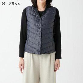 ○ミズノ(W) B2JE8723・ブレスサーモ インナーダウンベスト(レディース)【45%OFF】