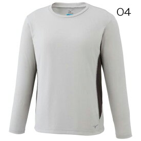 ○ミズノ(W)A2MA7331・ドライサイエンス長袖クルーネックシャツ(レディース)【50%OFF】
