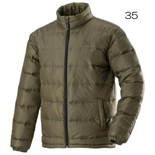 ○ミズノ C2JE8601・ブレスサーモダウン ジャケット(メンズ)【40%OFF】