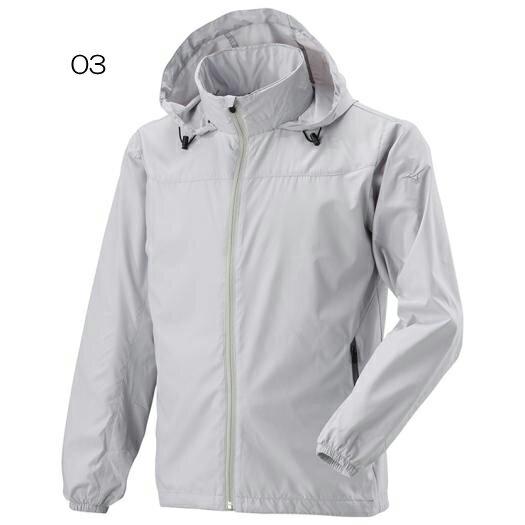 ○ミズノ A2ME8007・ベーシックトレイルジャケット(メンズ)【45%OFF】