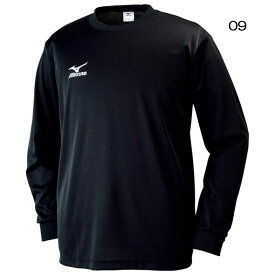 ○ミズノ A60SP390・NAVIドライ 長袖丸首Tシャツ(メンズ)【41%OFF】