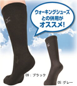 ○ミズノ(W)C2JX4702・ウォーキングソックス(女性用)【40%OFF】