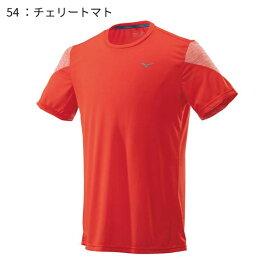 ○ミズノ J2MA8510・ランニングTシャツ(メンズ)【50%OFF】