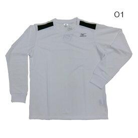 ○ミズノ K2JA0140・M:長袖シャツ【40%OFF】