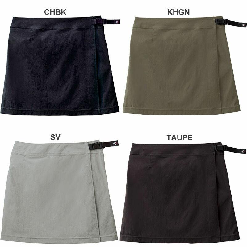 ●モンベル 1105261・TRラップスカート